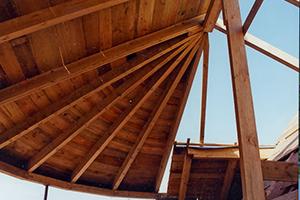 Dachstühle von Holzbau Gschaider aus Niederösterreich