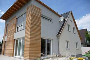 Holzhäuser von Holzbau Gschaider aus Niederösterreich