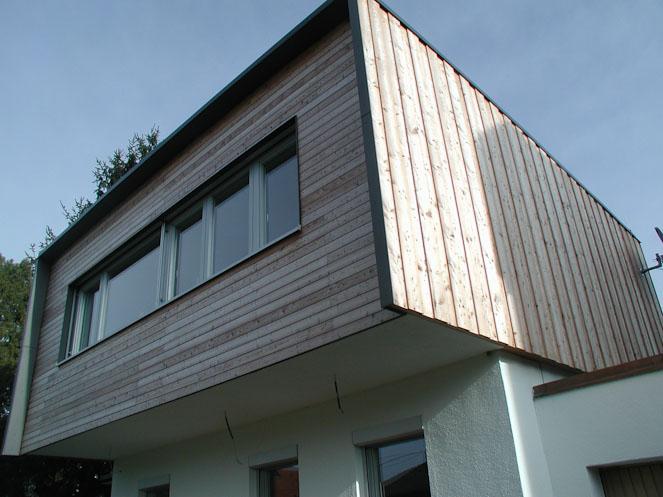 Aufstockung für Ihr Haus von Holzbau Gschaider GesmbH aus Niederösterreich