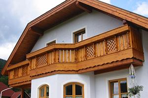 Ihr neuer Balkon von Holzbau Gschaider GesmbH aus Niederösterreich!