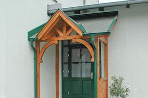 Überdachungen von Holzbau Gschaider aus Niederösterreich